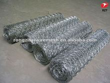 Hexagonal Woven Wire Poultry Netting