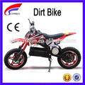 New model dirt bike with blue dirt bike tirers for kids in China