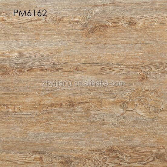 Indoor glazed ceramic parquet wood floor tiles/ flat waterproof parquet oak engineered wood flooring