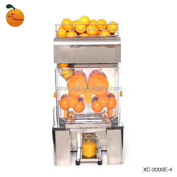 ECO friendly Energy Saving Commercial Juicers