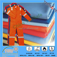Inherently Flame Resistant Workwear Aramid III Fabric