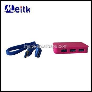 Factory 4 Port USB 3.0 HUB included charge function, 2 in 1 USB hub, usb 3.0 hub