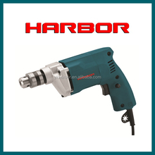 HB-ED006 400W hottest indian market cheap price all copper 25H motor portable electric drill, drilling machinery