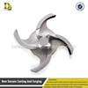 Chinese popular high quality stainless steel casting steel casting parts