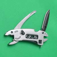 Multi Functional EDC Tool Adjustable Wrench