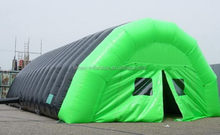 Cheap best sell air blown up camping inflatable tent 3m