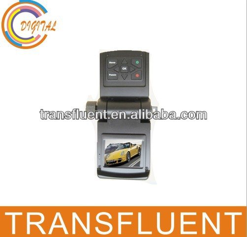 2013 hot selling 1.5inch 120degree wide angle lens 1080p vehicle gps and g-sensor Car Dvr Car Black Box