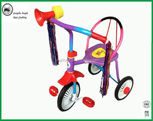 mix different colors with cheap price and looks beautiful baby design tricycle.custom tricycles for kids