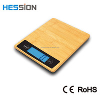 sell well digital bamboo kitchen scale , wonderful digital gram scale