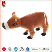best made stuffed toy plush toy buffalo customized