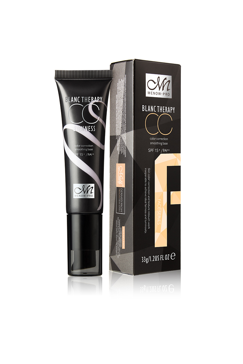 Menow Pro F604 Foundation Suncreen CC Cream