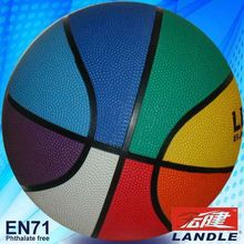 official size new style rubber made American all basketball size