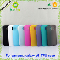 For samsung galaxy s5 soft tpu case, for samsung galaxy s6 tpu cases