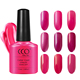 CCO Cheap Wholesale Raw Material Factory Uv Gel Nail Polish For Competitive Price