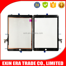 Wholesale touchscreen for ipad air front glass digitizer touch screen for ipad 5