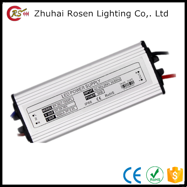 10w 20w 30w 50w 70w 100w waterproof high power LED floodlight driver