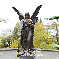 New design bronze angel statue