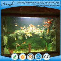 hot sale top quality best pricemost popular custom acrylic fish tank with led lig