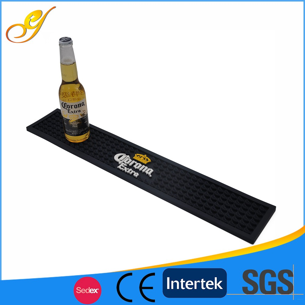 Made In China Popular Bar counter Use Custom Bar Mat