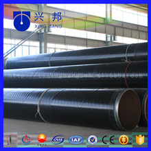 industry oil pipeline api5l black color anti-corrosion steel pipe