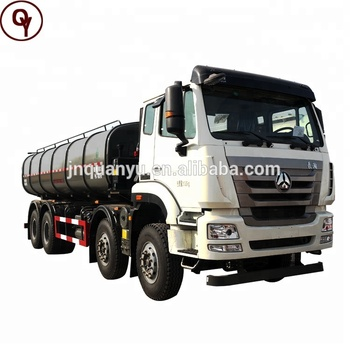 China Sinotruk howo vacuum sewage suction cleaning tanker truck