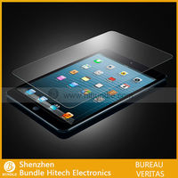 tempered glass screen protector / screen guard / accessories / glass shield for IPad mini