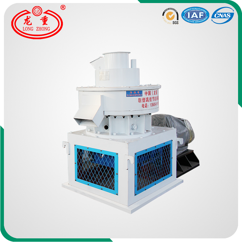 China Saw Dust Wood Pellet Pressing Machine with Low Price