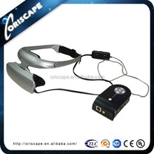 "High Quality 56"" Virual Display Helmet VR Headset 3D Glasses for TV/PC"