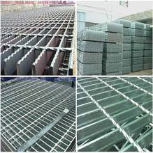 galvanized 25x5 steel grating, galvanized 30x3 steel grating, 32x5 steel grating