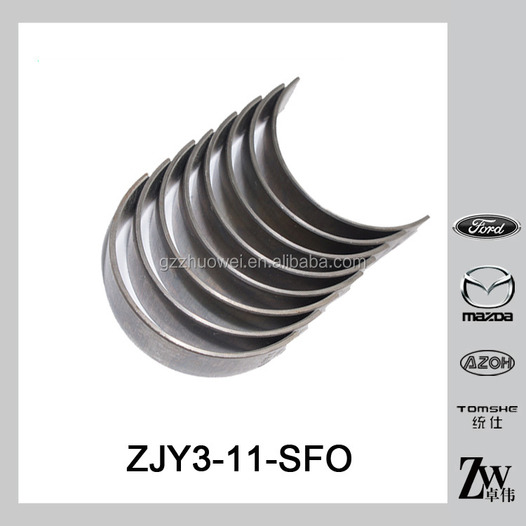 Original engine parts connecting rod bearings ZJY3-11-SF0 for MAZDA 2 1.3L