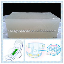 Diapers manufacturing adhesives and sealants