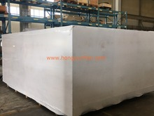Construction Industrial Heat Shrink Wrap,LDPE white rolling film