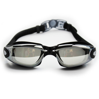 China wholesale OEM swimming googles, new model prescription swim glass