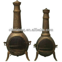cast iron chiminea with bbq grill,cast iron bbq tools bbq,outdoor bbq backpack,firepits