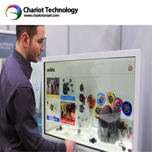 ChariotTech best price wonderful transparent lcd screens for advertising display,window display