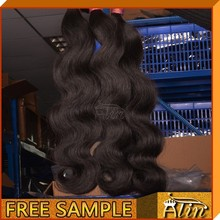 Top quality Free Sample Body wave peruvian human hair peruvian virgin hair human hair