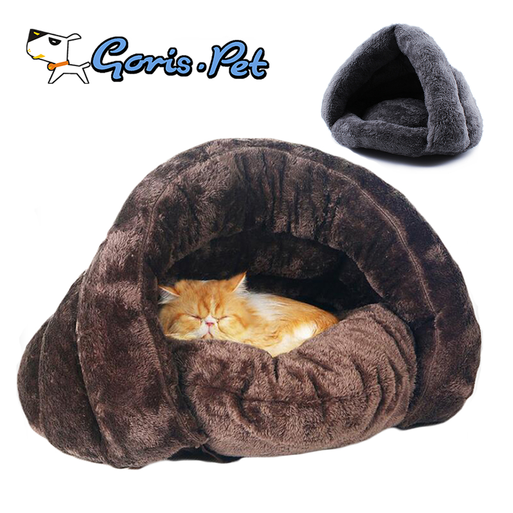 Warm Cozy Pet Accessories Acrylic Clear Cat Bed Pet Beds