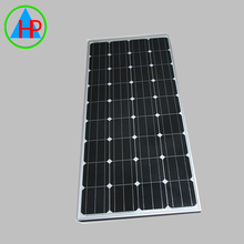 Portable 100w mono solar panel for ICU&CCU use