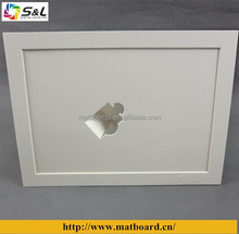 A4 cardboard vertical and landscape photo frame can holder centificate and <strong>picture</strong>