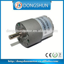DS-37RS3525 24v dc gear motor for video gam