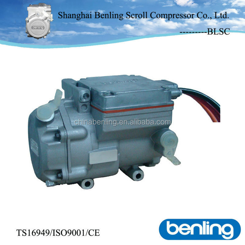HVAC of Heavy Duty Electric Compressor for Cabin of Truck Sleeper Construction