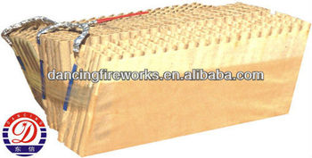 372 Shaped Fireworks 1.3G Professional Display Cake