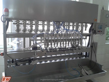 factory price automatic fruit puip /fruit paste puree filler machine