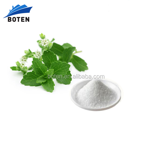 Manufacturer Supplier stevia leaves extract stevioside with best quality and low price