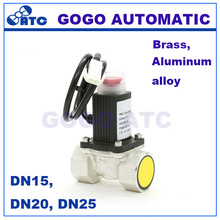 gas valve timer gas detector with shut-off valve high quality gas solenoid valve