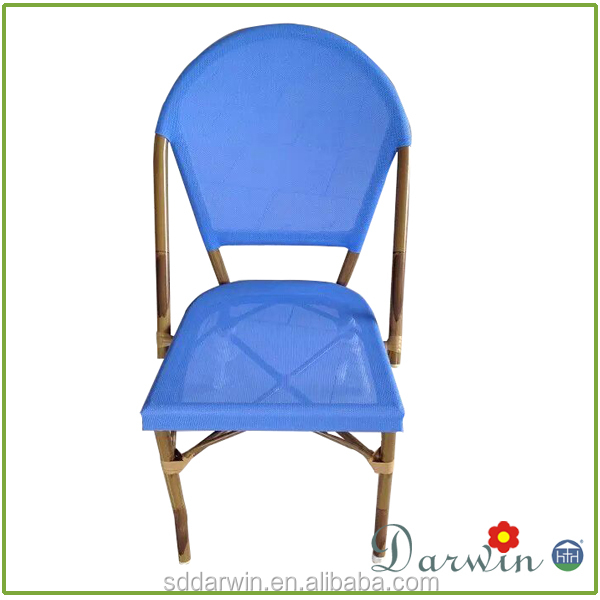 Garden Metal Balcony Terrace Mesh Fabric Chair DW-Z003