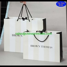 2015 China best choice reycled brown paper bag at low price