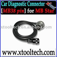 [MB 38PIN] OBDII Car Diag Cable for MB Star