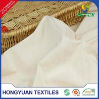 HY Brand new 100% Cotton cotton fabric for bed sheet in roll For Garment