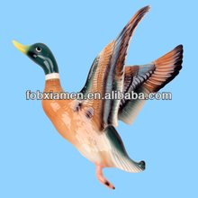 New Arrival Amazing Plush Sex Ceramic Flying Ducks